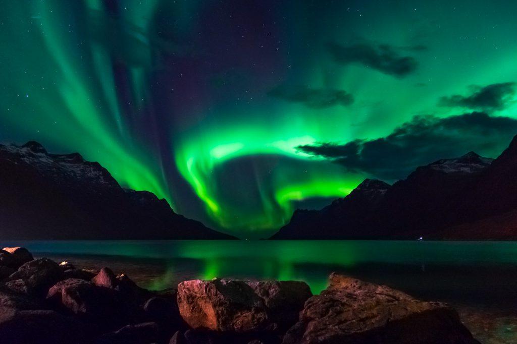 Northern Lights - Tromso 2018