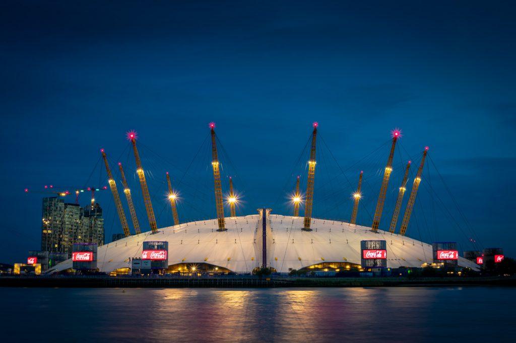 O2 Arena - London - 2018
