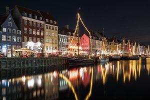 Nyhavn Reflections - Copenhagen