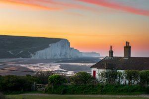 Seven Sisters Sunrise - Seaford