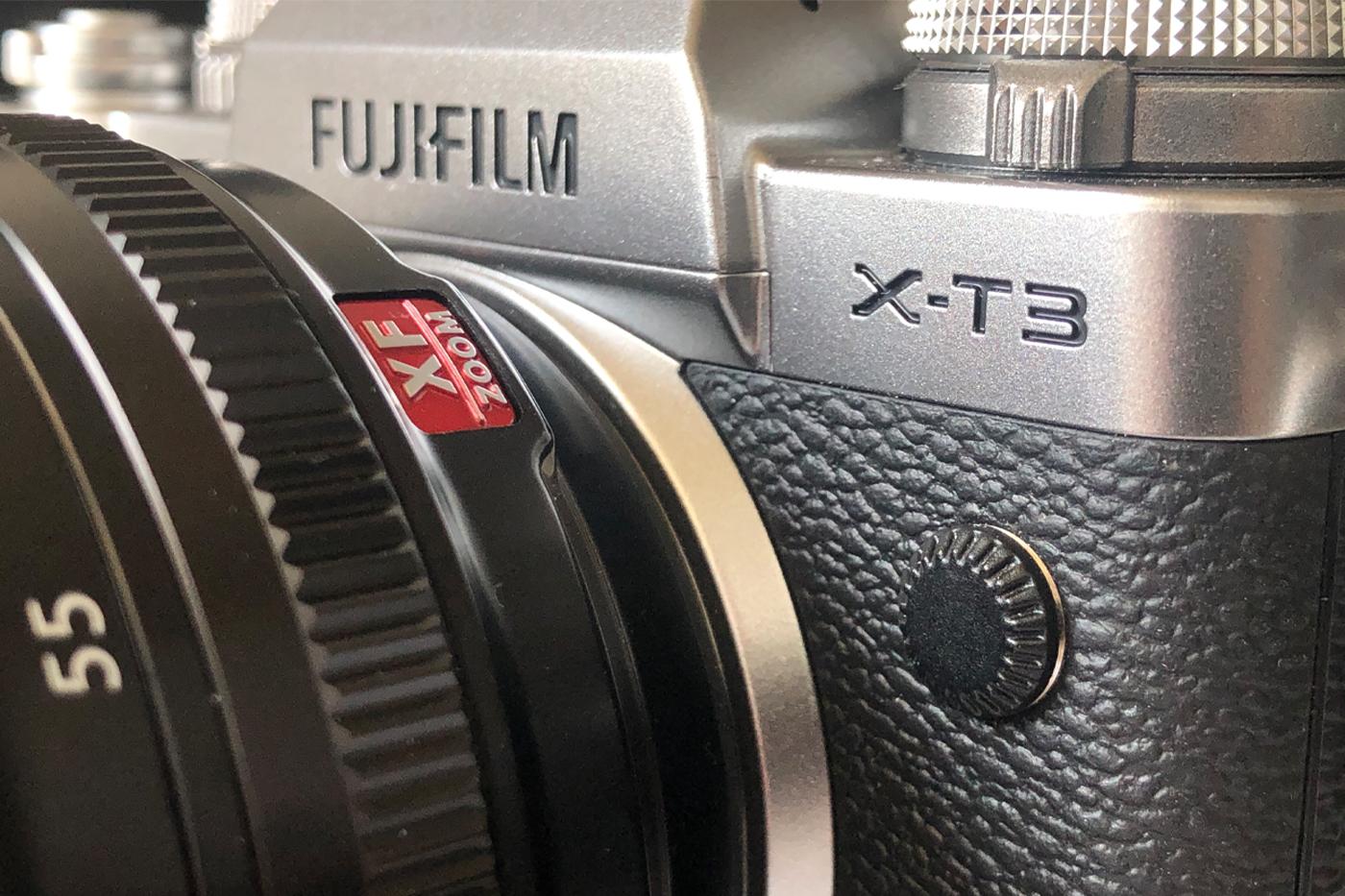 Fujifilm X-T3 Silver