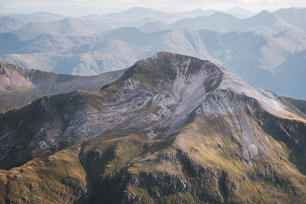 Sgurr a' Mhaim - Scotland