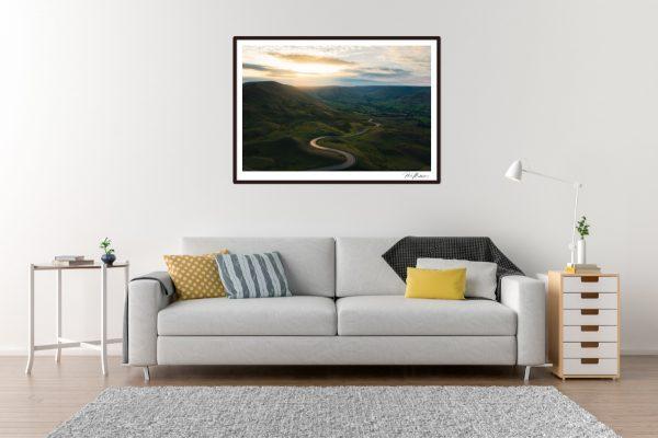 MamTor - Derbyshire - Living Room Example