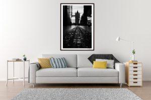 Shallow Focus - Tower Bridge - Living Room Example